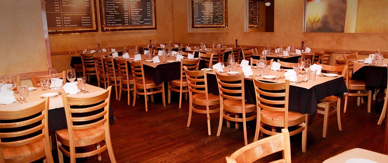 Dining Room at Carmine's